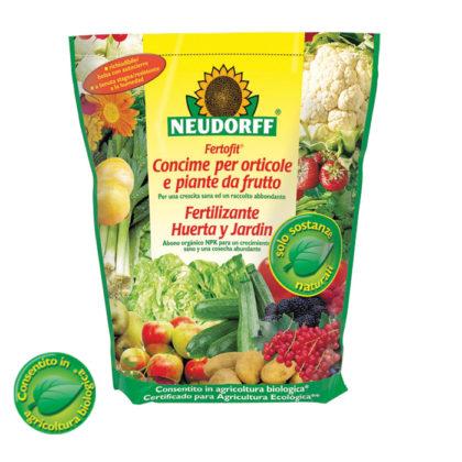 Concime per orticole e piante da frutto Fertofit